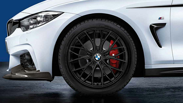 Koła zimowe BMW M Performance Double-Spoke 405M